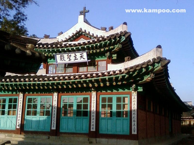 江華聖公会聖堂 聖公会 江華聖公会聖堂 キリスト教の一種。イギリス教会の伝統と組織をともにする教